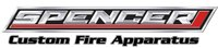 Spencer Custom Fire Apparatus Logo
