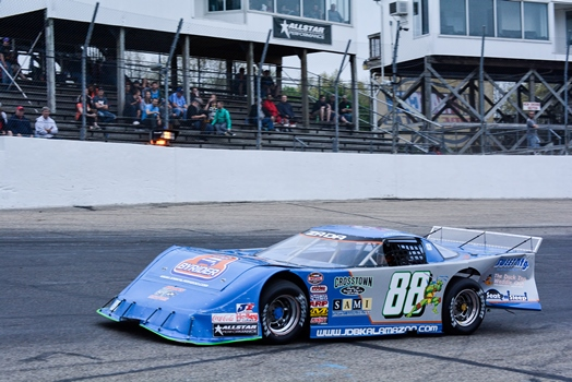 Schedule of Events and Racing Lineup for Saturday, May 16