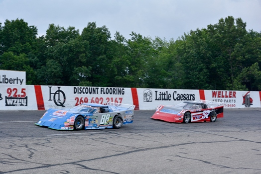 Schedule of Events and Racing Lineup for Saturday, July 11