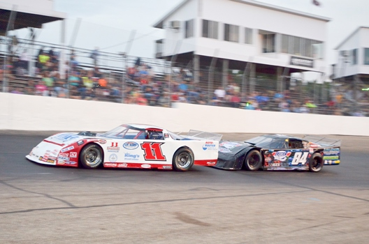 Schedule of Events and Racing Lineup for Saturday, July 18