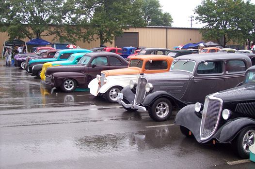 Classic Car Show @ the Zoo This Saturday, August 8