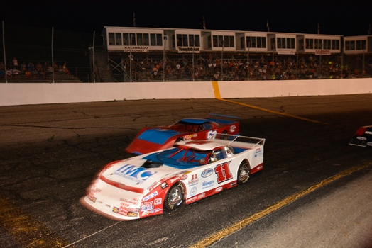 Schedule of Events and Racing Lineup for Saturday, August 8