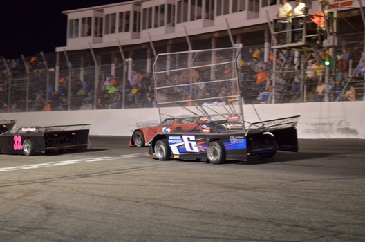 Schedule of Events and Racing Lineup for Saturday, September 12