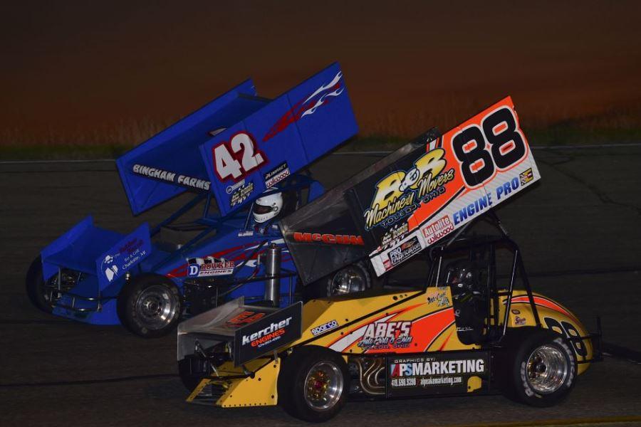 Jerry Landon Klassic at the Kalamazoo Speedway This Sunday, August 21st