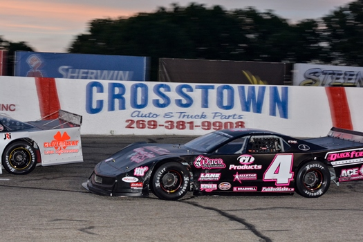 Adam Terry Ready to Race, Win Brother's Memorial Race