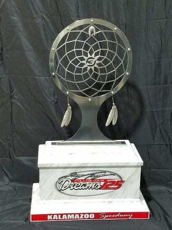 """Gary Terry """"Follow Your Dreams"""" 125 Coming Up This Wednesday @ Kalamazoo Speedway"""