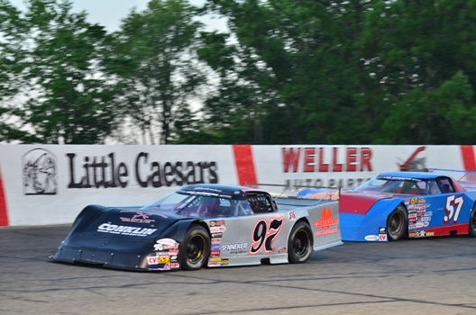 Great Weather, Great Racing & a Ton of Fun Expected Tonight @ Kalamazoo Speedway!