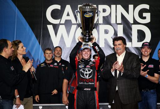 Erik Jones to Race in Kalamazoo Klash XXIV