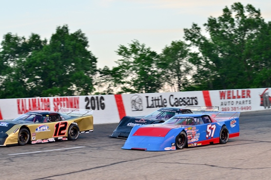Teen Night, Jeep Night & Great Racing On The Agenda For Kalamazoo Speedway Tonight!