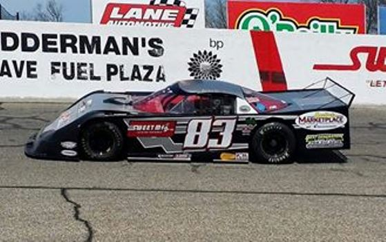 Raber Teams up with Andy Bozell and Bozell Racing to Field a Car in the Season Championship 100 Lapper at Kalamazoo Speedway