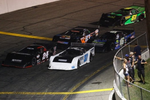 Wayland's Terry Senneker wins Kalamazoo Klash XXIV at Kalamazoo Speedway