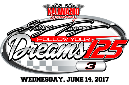 """Gary Terry """"Follow Your Dreams 125"""" Presented by GT Products Practice"""