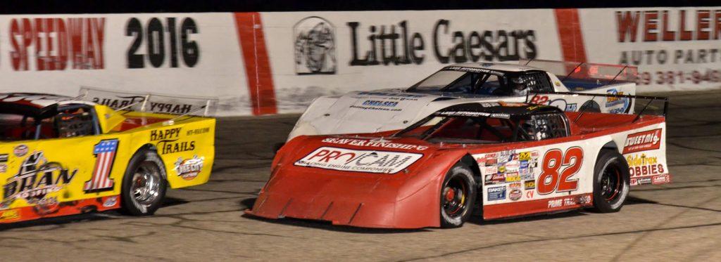 Full 5 in 1 NASCAR Racing Program - Australian Pursuit Night (Student Night)