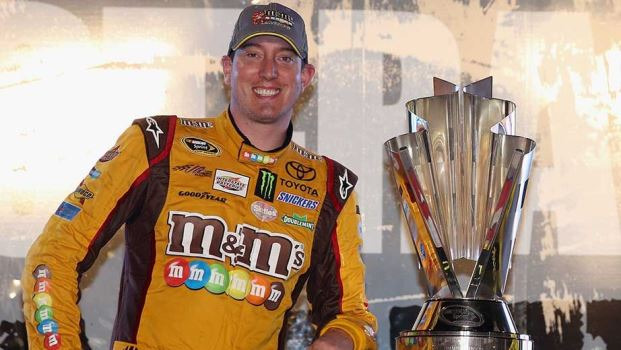 Kyle Busch to Pull Double Duty at Kalamazoo Klash XXV Presented by West Michigan Toyota Dealers