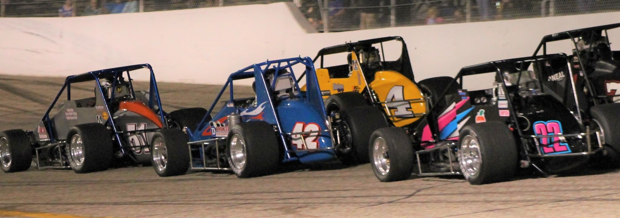 AUTO VALUE NON-WING SUPER SPRINTS with TLM, SS and Zoo Stock