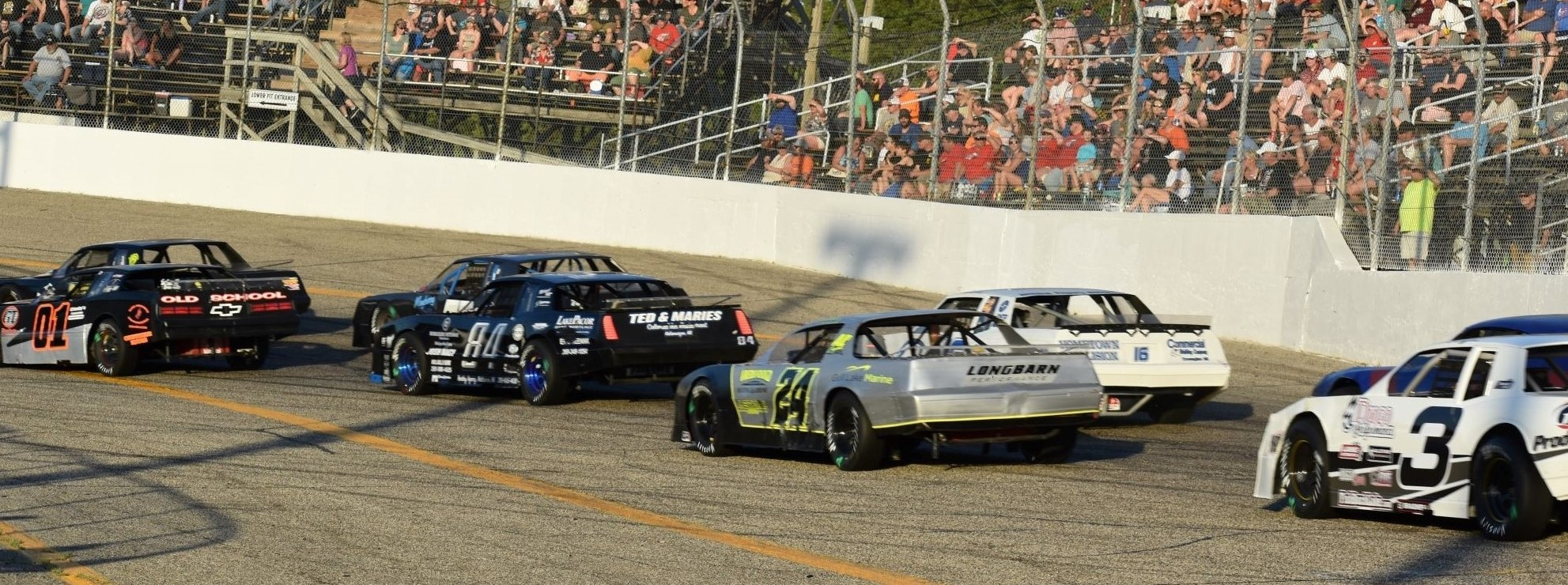 WEEKLY RACING - TLM, SS, FWD and the ZOO Stock Race