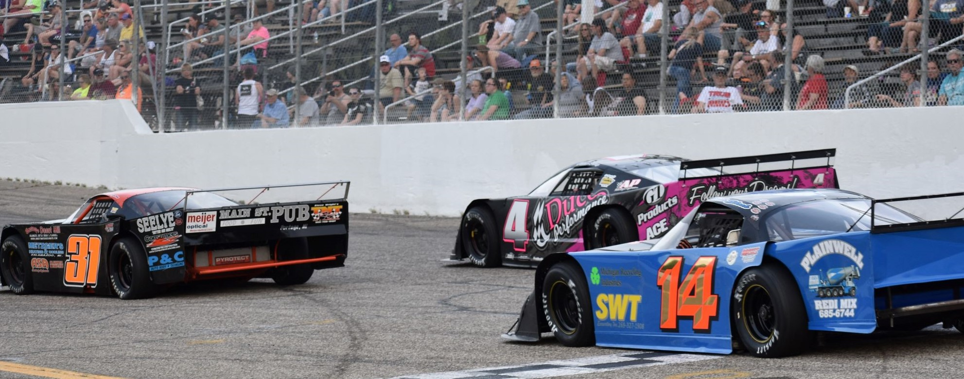 CAR CITY WEEKLY RACING - TLM, SS, FWD and the ZOO Stock Race
