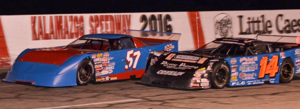 Full 5 in 1 NASCAR Racing Program - Truck/SUV Spectator Drags (Student Night)
