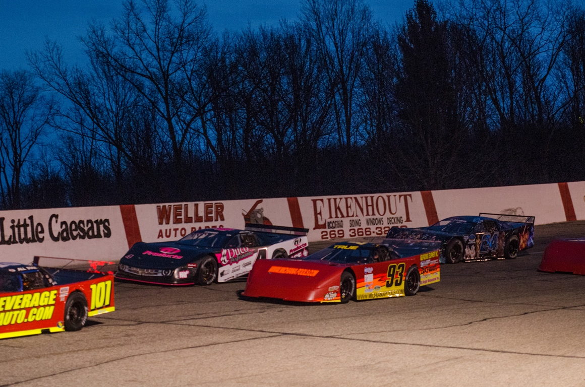 STOCK FIVE NIGHT featuring all 5 Classes -- Double Feature Night for the Late Model Sportsman