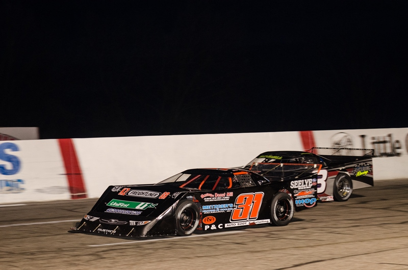 KALAMAZOO KLASH XXVI for the Outlaw Super Late Models & ARCA/CRA SUPER SERIES - Both 125 Lap Features - Named One of the Top 5 Short Track Events in the Nation! (rain date August 9)