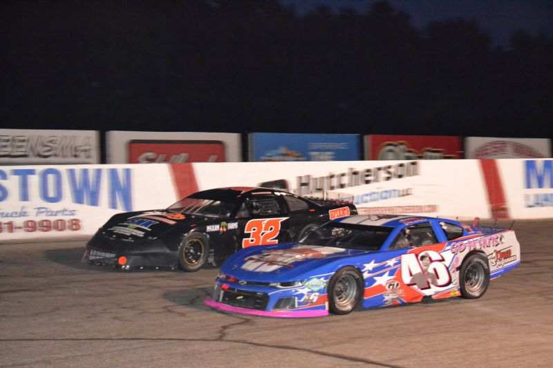 Big Bucks Night - Late Model Sportsman & Street Stocks ($1,000 to Win)--Outlaw FWD &  Zoo Stocks ($500 to Win) - No Outlaw Super Late Models