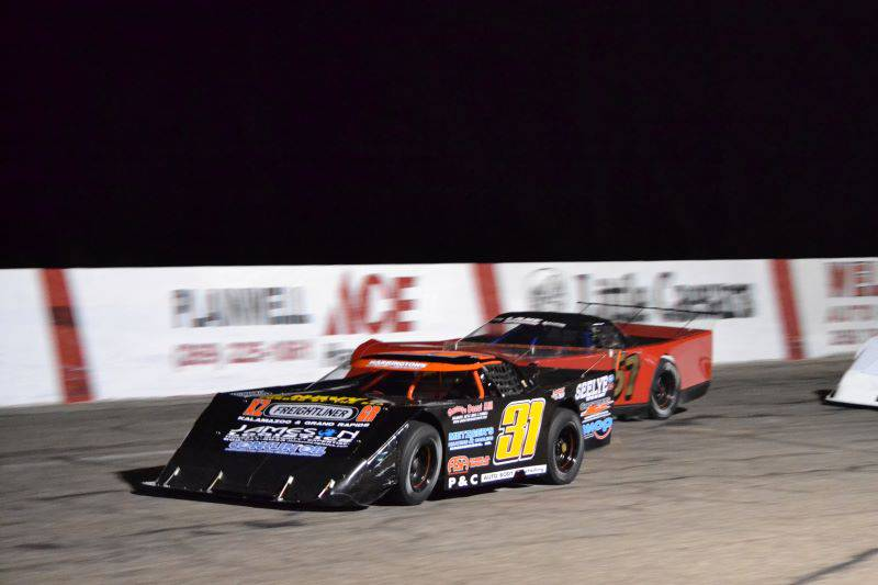 Klash XXVII for the Outlaw Super Late Models plus the ARCA/CRA Super Series