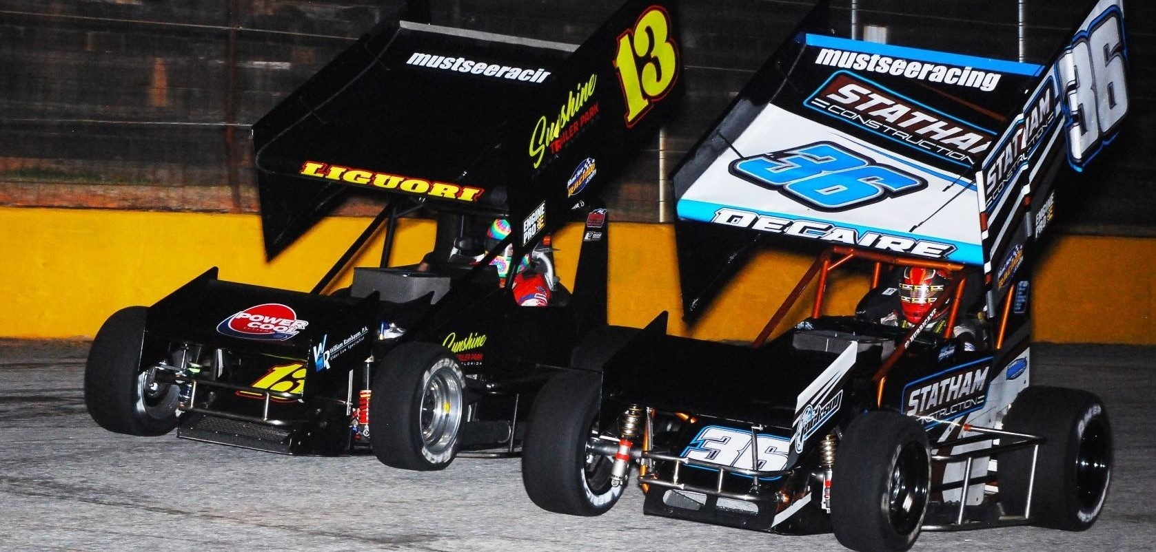 AMERICAN SPEED U.S. NATIONALS - WINGED SPRINTS, WINGED LIGHTS, WINGED SUPERMODIFIEDS, NATIONAL COMPACTS & ZOO STOCK
