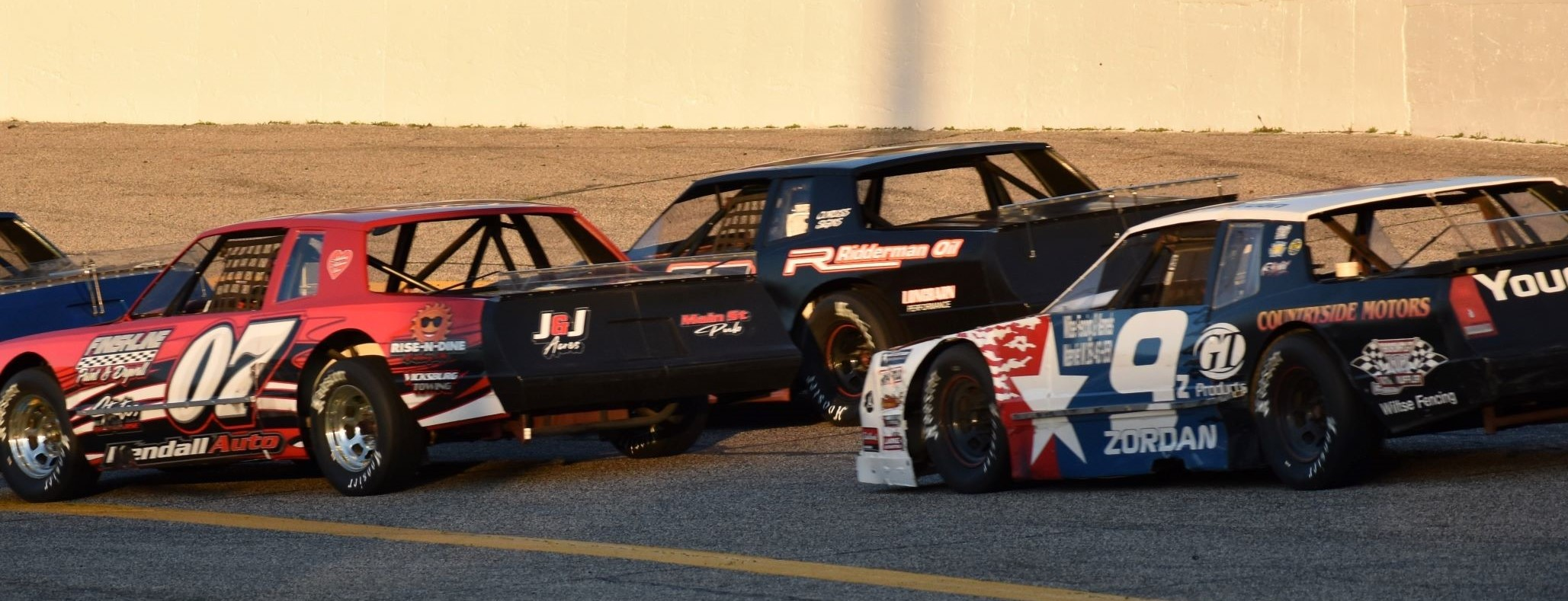 WEEKLY RACING - TLM, SS, FWD and the  ZOO Stock Race - MICHIANA VINTAGE RACERS NIGHT