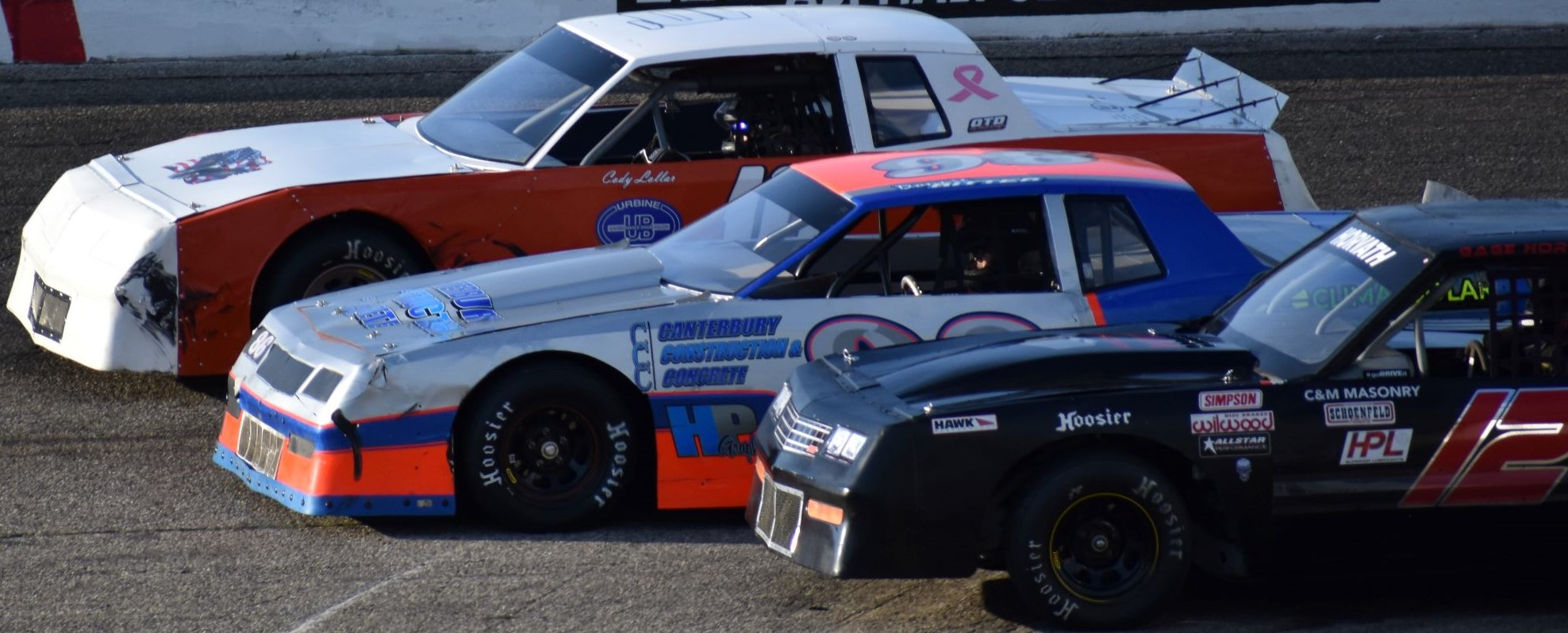 WEEKLY RACING - TLM, SS, FWD, ZOO Stock & Vintage Modifieds